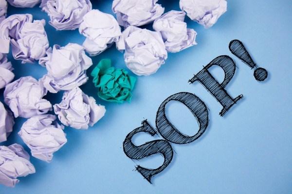 Common SOP Mistakes - Errors to Avoid in Statement of Purpose