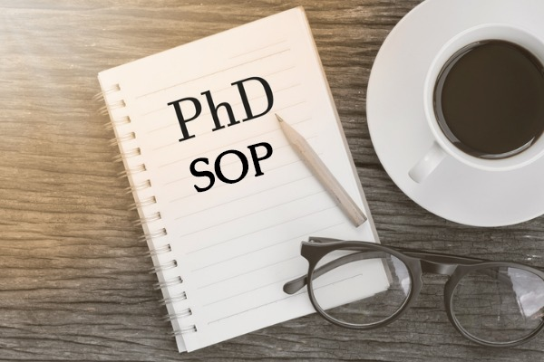 how to write a good sop for phd
